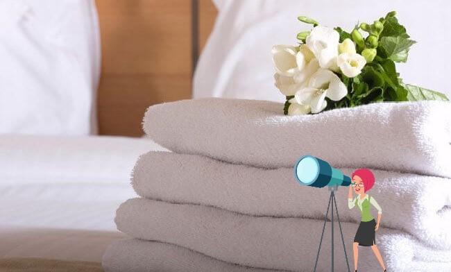 como escolher minhas toalhas