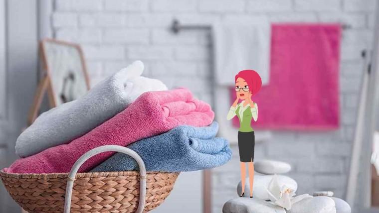 Quando devo trocar minhas toalhas